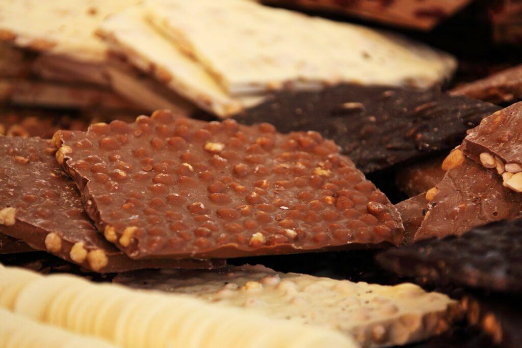 Cioccolato, Cioccolato per tutti i gusti
