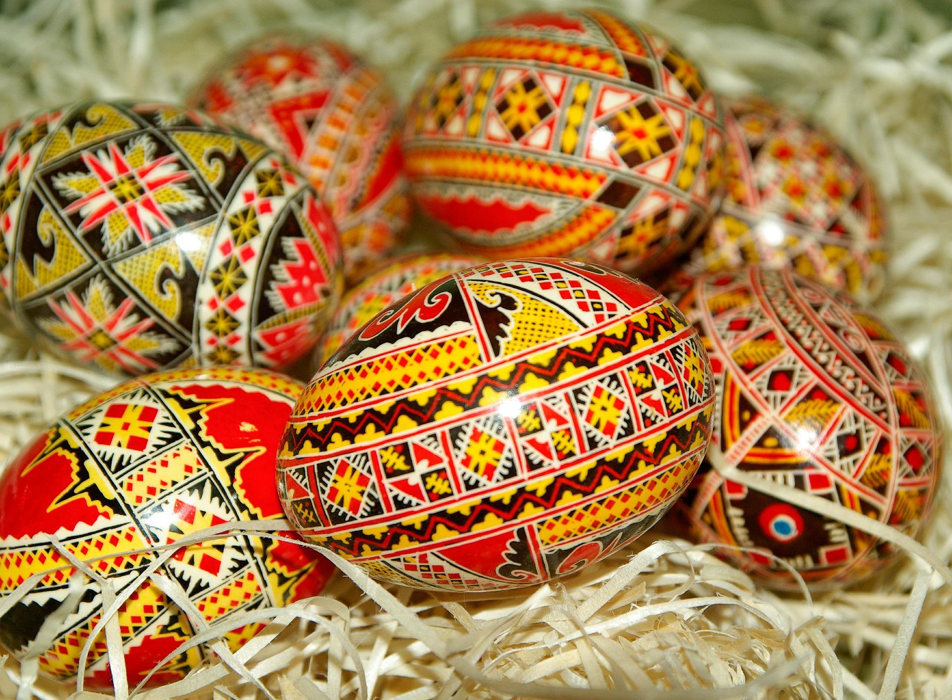 Come scegliere le uova di Pasqua?