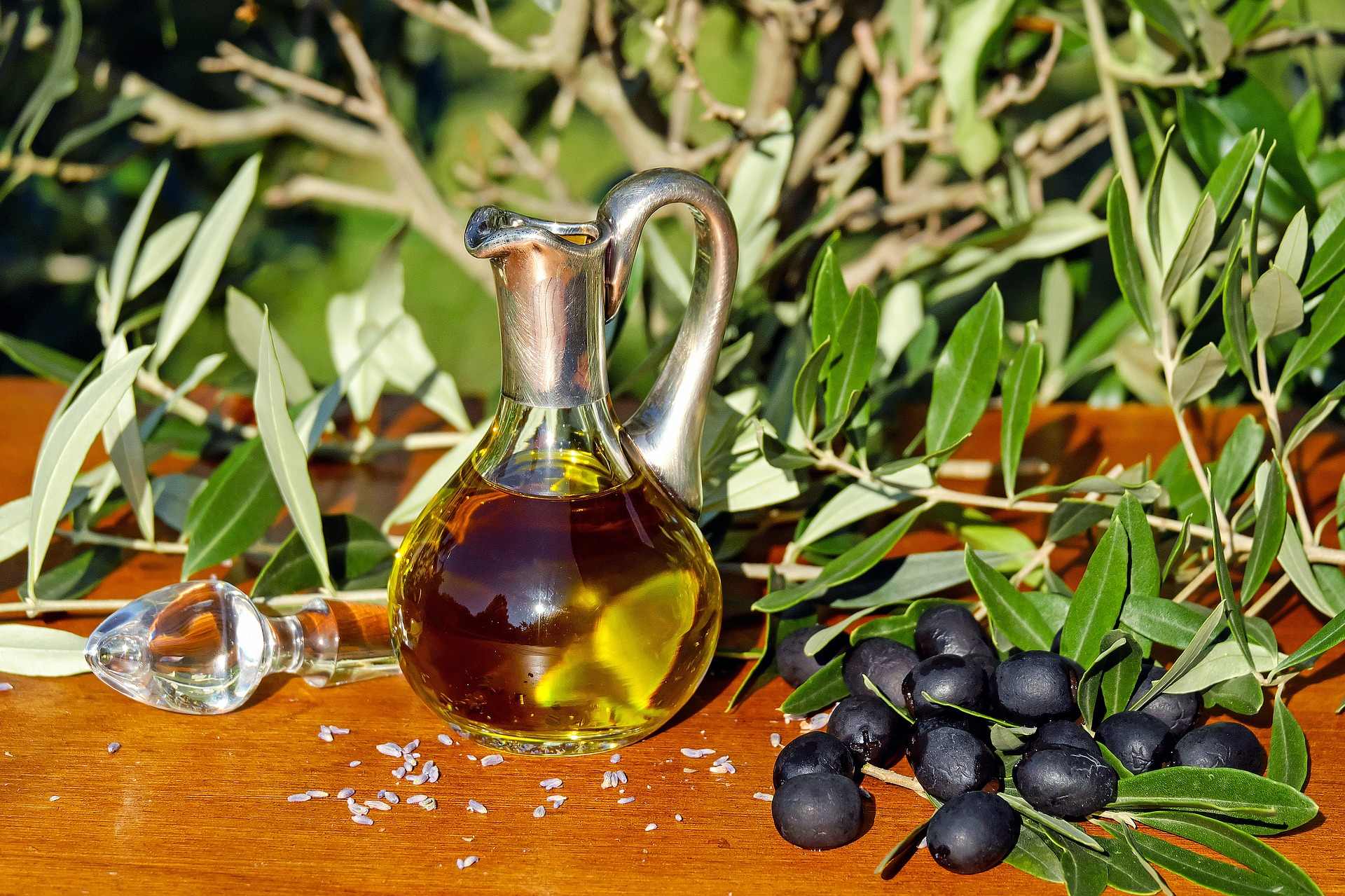 Olio extravergine d'oliva in età pediatrica.