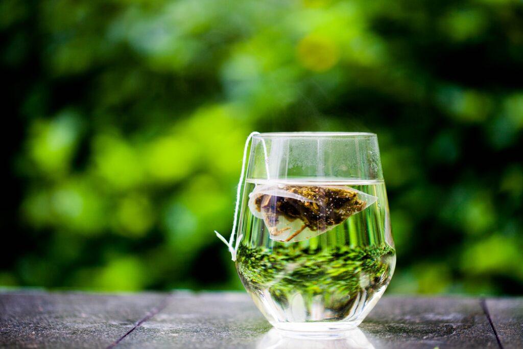 tè, Il tè verde