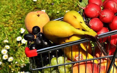 La spesa e le proprietà dei prodotti