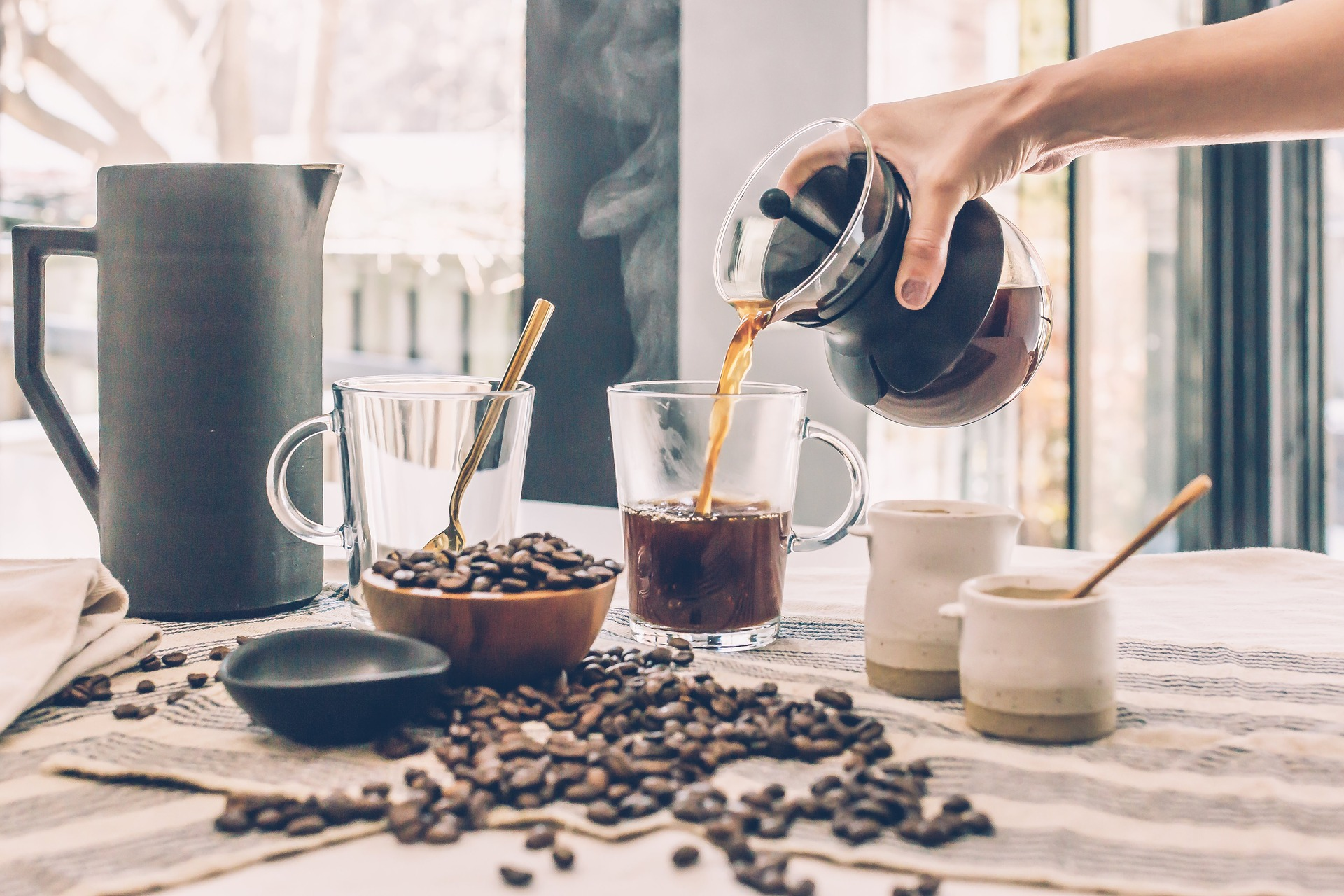 La Caffeina:  Alleata o nemica?