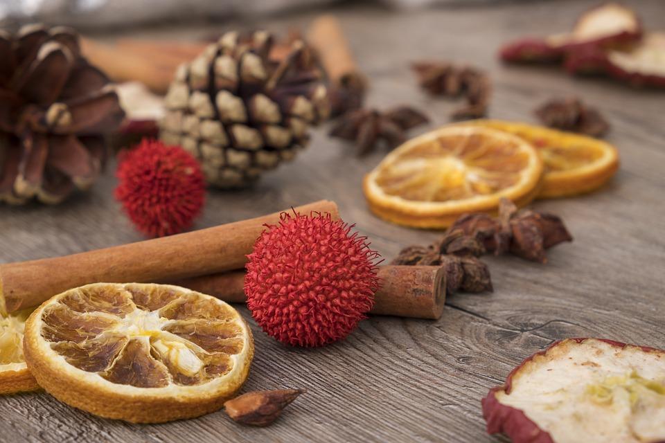 La Frutta Secca: protagonista delle tavole natalizie