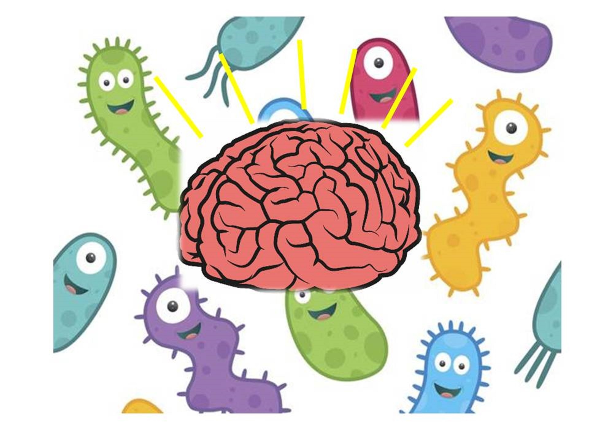 """E se i batteri """"pensassero"""" alla nostra salute mentale?"""