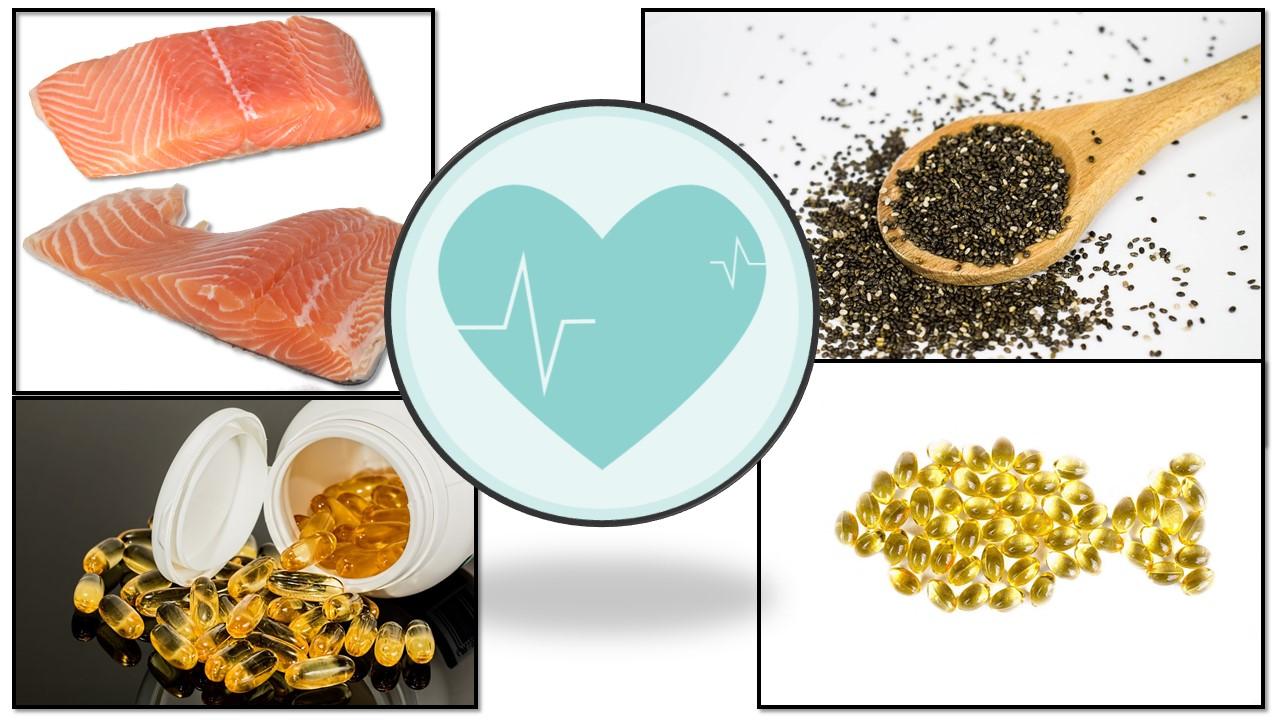 Omega 3: proprietà e benefici