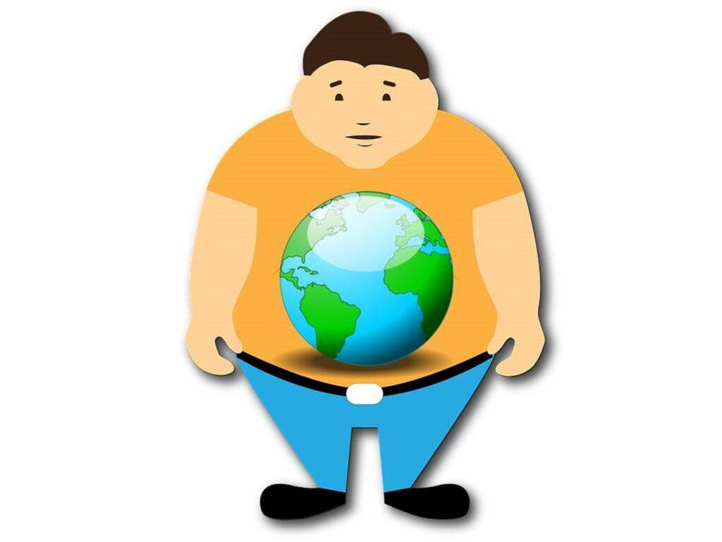 Quanto è ingrassato il mondo negli ultimi 40 anni?, Quanto è ingrassato il mondo negli ultimi 40 anni?