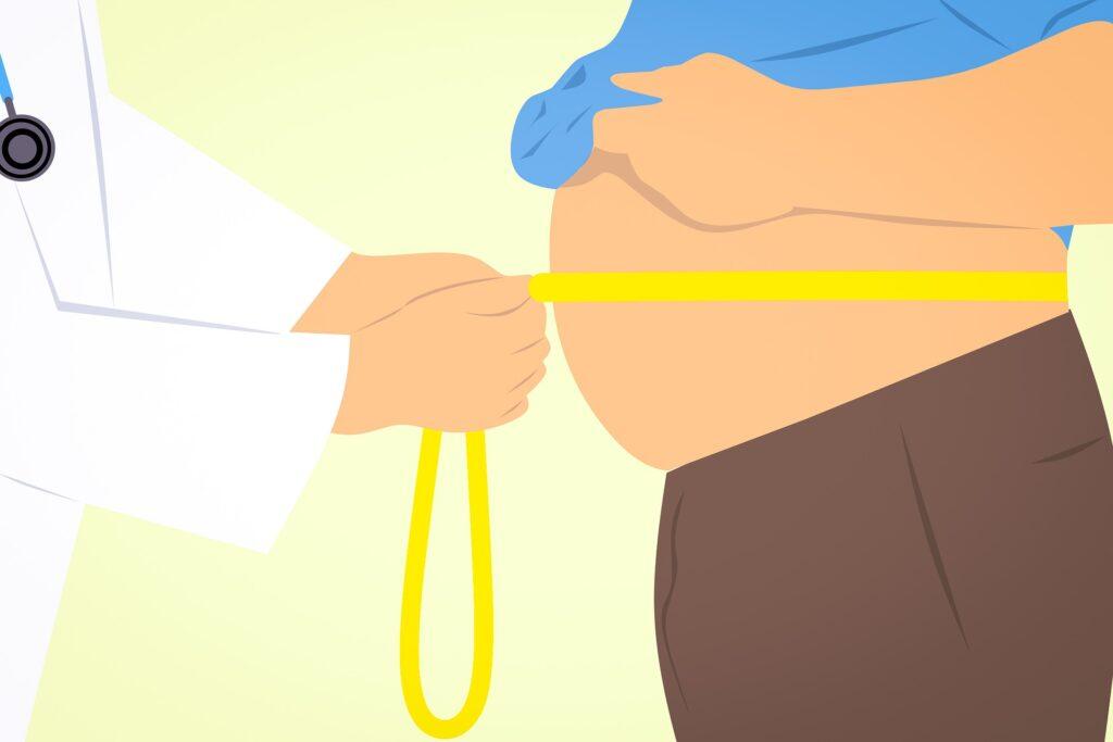 grasso viscerale, Grasso addominale: il peso sulla bilancia non è tutto!
