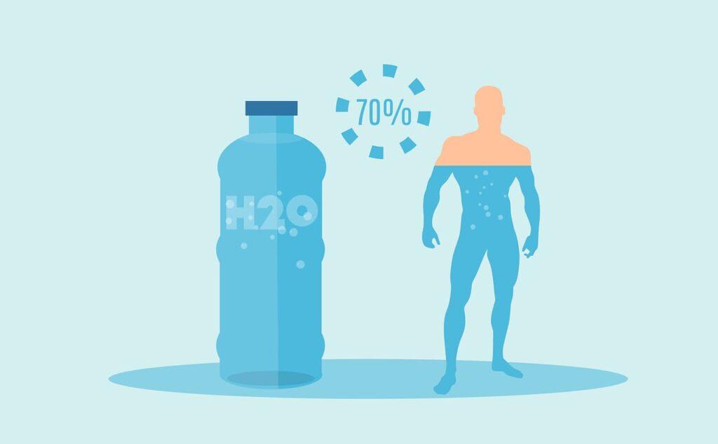 Idratazione, Acqua e sport: come la disidratazione causa la diminuzione della performance